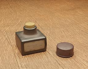 3D model Old Ink Bottle
