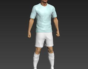 Cristiano Ronaldo 3D print model