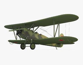 3D PO 2 Plane