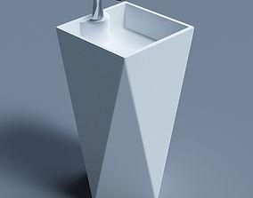 3D Diamond Basin