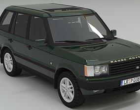 3D model Range Rover II P38 1994-2002