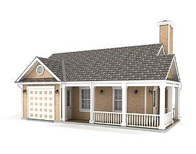 3D Cottage 26