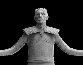 Night King Half Body - Game of Thrones 3D printable model