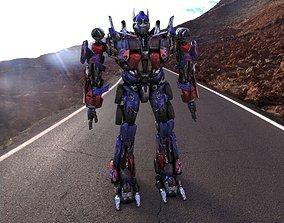 3D model Optimus Prime