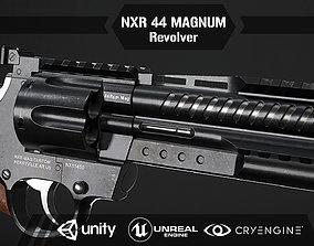 3D model NXR 44 Magnum