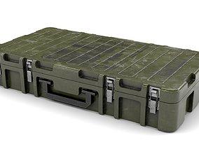 Military Weapon Case 3D asset