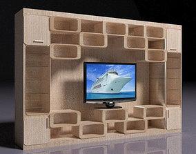 tv-unit 3D TV Unit