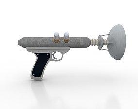3D model Gamma Gun