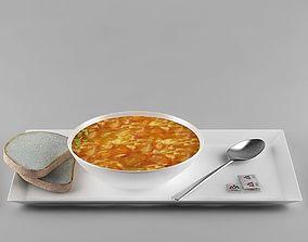 Soup 03 3D