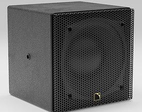 L-Acoustics 5XT Loudspeaker 3D model