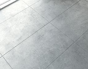Concrete floor 2 3D model