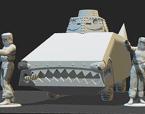 3D print model 007 James Bond DR NO DRAGON and 2 Toy