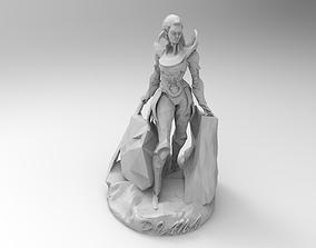 3D printable model Diana League of Legends