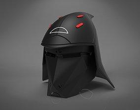 Helmet Seventh Sister Star Wars diy 3D print model