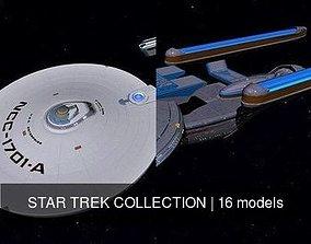 STAR TREK COLLECTION scifi 3D