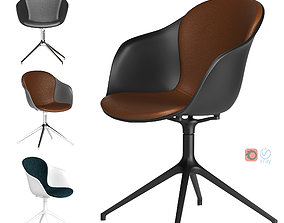 Boconcept-Adelaide chair fabric 3D