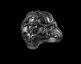Ring Of Sheen Biomechanics Head 3D printing STL 3D 1