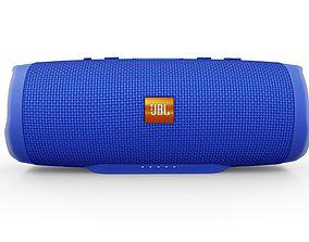 JBL Charge 3 speaker 3D model