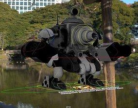 3D MetalSlug5SlugGunner