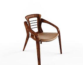 Gollum Chair 3D model