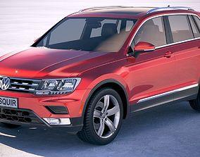 Volkswagen Tiguan USA 2018 3D