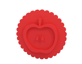 Cookie stamp Stamp 3D print model