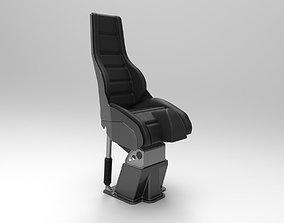 Heavy Shock Absorber Seat 3 3D model