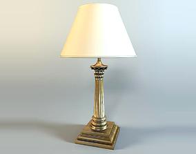 chelsom desk lamp 3D