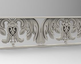 3D print model floral 1