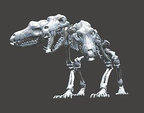 Unknown Creatures - Cerberus 3D print model