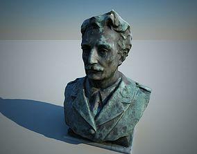 3D model Redmund bust