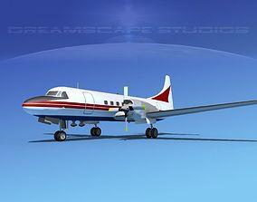 3D Convair CV-580 Corporate 10