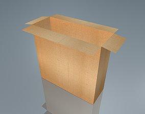 game-ready 3D CardBoard Box