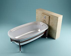 Kohler Bathtube 3D bathtube