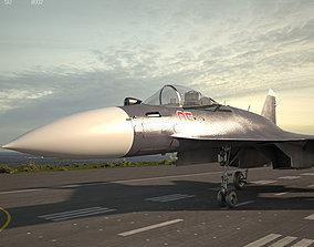 3D model Sukhoi Su-35