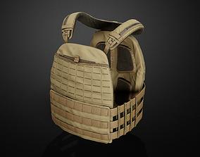 TAC-TEC Vest 3D asset