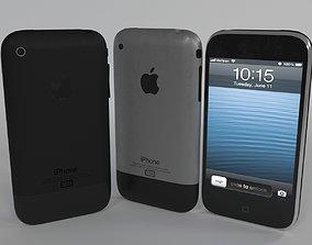 Iphone 2G model 3D