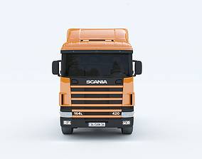 low-poly Scania R 420 low-poly - 3d printer models
