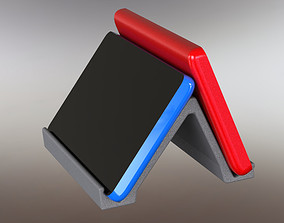 Stand for the phone angles of two 3D print model