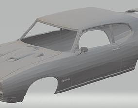 GTO Judge Printable Body Car