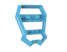 3D printable model gift COOKIE CUTTER ANIMAL