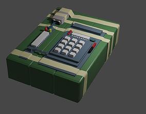 C 4 Bomb 3D