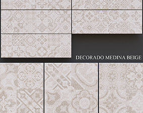 3D Keros Decorado Medina Beige