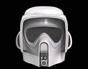 3D print model Star wars return of the jedi scout trooper