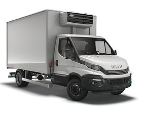 Iveco Daily Refrigerated Rigid 2018 3D