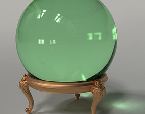 Stand for crystal ball 3D print model