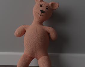 decorative 3D Teddy