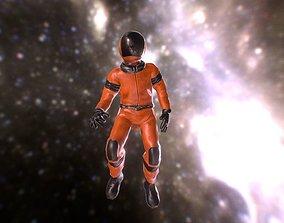 3D model Major Tom the Sci Fi NPC