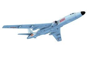 3D H6 Xian H-6 H6K H-6K