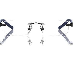 eye sun Eyeglasses for Men and Women 3D print model